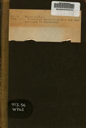Vorläufige nachrichten über die ausgrabungen in Boghaz-köi im sommer 1907: 1. Die tontafelfunde