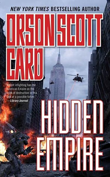 Download Hidden Empire Book