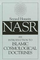 Introduction to Islamic Cosmological Doctrines  An PDF