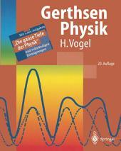 Gerthsen Physik: Ausgabe 20