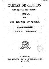 Cartas de Marco Tulio Cicerón