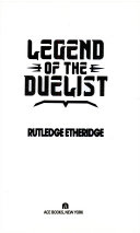 Legend of the Duelist