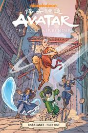 Avatar  The Last Airbender Imbalance Part One