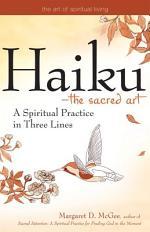 Haiku-- the Sacred Art
