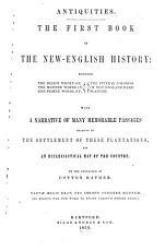 Magnalia Christi Americana  book 1  Antiquities  1855  book 2  Ecclesiarum clypei  1853  book 3  Polybius  1853 PDF