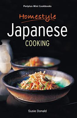 Mini Homestyle Japanese Cooking PDF