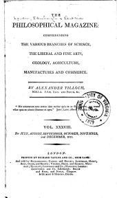 Philosophical Magazine: Volume 38