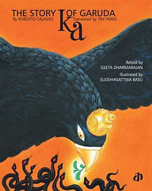 Ka  the Story of Garuda PDF