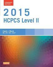 2015 HCPCS Level II Standard Edition