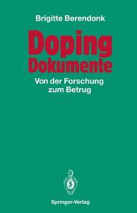 Doping Dokumente PDF
