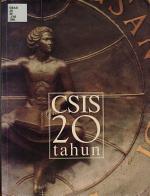 CSIS 20 tahun PDF