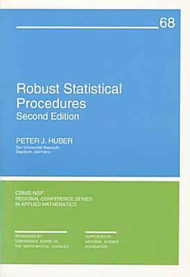 Robust Statistical Procedures PDF