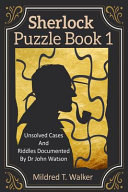Sherlock Puzzle Book (Volume 1)