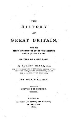 The History of Great Britain PDF