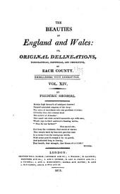 The beauties of England and Wales: or, Delineations, topographical, historical, and descriptive, of each county, Volume 20