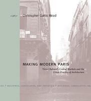 Making Modern Paris PDF