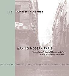 Making Modern Paris Book PDF