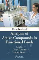 Handbook of Analysis of Active Compounds in Functional Foods PDF