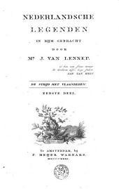 Nederlandsche legenden in rym gebracht. De strijd met Vlaanderen: Volume 1