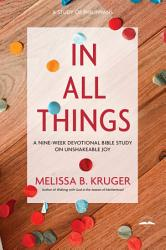 In All Things Book PDF