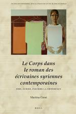 Le Corps dans le roman des écrivaines syriennes contemporaines
