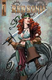 Legenderry: Red Sonja #4 (of 5)
