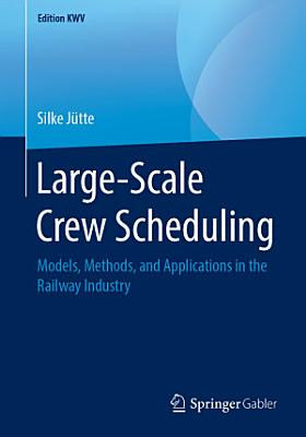 Large Scale Crew Scheduling