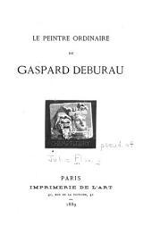 Le peintre ordinaire de Gaspard Deburau