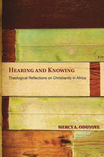 Hearing and Knowing PDF