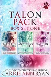 Talon Pack Box Set 1 (Books 1-3): A Paranormal Shifter Werewolf Fantasy Romance Box Set