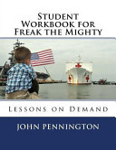 Student Workbook For Freak The Mighty Book PDF
