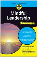 Mindful Leadership For Dummies PDF