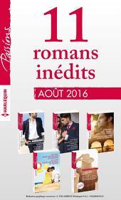 11 romans Passions (no610 à 614 - Août 2016)