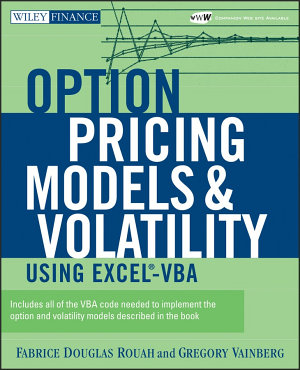 Option Pricing Models and Volatility Using Excel VBA PDF