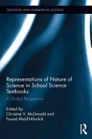 Representations of Nature of Science in School Science Textbooks PDF