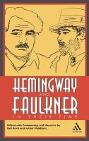 Hemingway and Faulkner in Their Time PDF