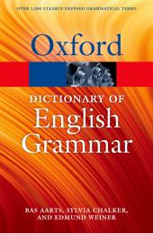 The Oxford Dictionary of English Grammar: Edition 2