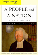 A People and a Nation  To 1877