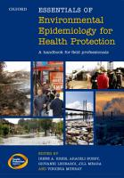 Essentials of Environmental Epidemiology for Health Protection PDF