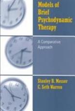 Models of Brief Psychodynamic Therapy PDF