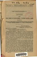 Letter from the Chief of Engineers  United States Army Transmitting Report of the Board of Engineers for Rivers and Harbors on Port Chester Harbor  N Y   with Illustrations PDF