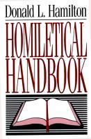 Homiletical Handbook PDF