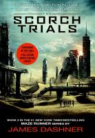 The Scorch Trials Movie Tie in Edition  Maze Runner  Book Two  PDF