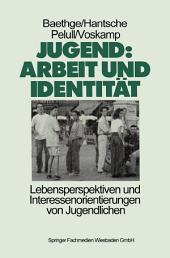Jugend: Arbeit und Identität: Lebensperpektiven und Interresenorientierungen von Jugendlichen, Ausgabe 2