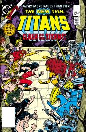 The New Teen Titans (1980-) #12