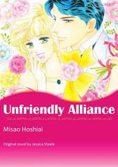 UNFRIENDLY ALLIANCE: Mills & Boon Comics
