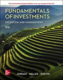 ISE Fundamentals of Investments  Valuation and Management