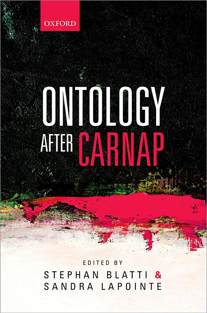 Ontology After Carnap
