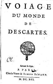 Voyage du monde de Descartes