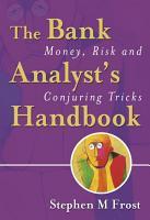 The Bank Analyst s Handbook PDF